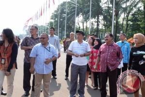Ketua DPR tinjau kondisi gedung nusantara jelang Pidato Kenegaraan