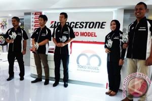 Bridgestone pamer jaringan distribusi TOMO
