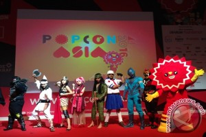 Wiro Sableng meriahkan preview night Popcon Asia 2016