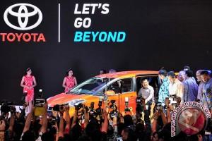 Toyota jual 280.176 unit kendaraan hingga September 2016