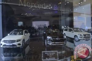 Mobil Mecedes Benz