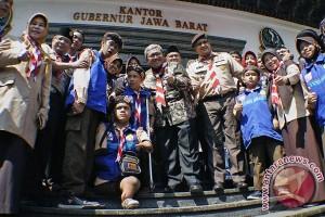 Kontingen Jambore Jabar