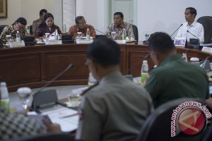Presiden Jokowi minta posko karhutla hingga kecamatan