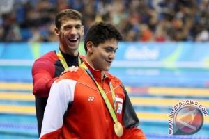 OLIMPIADE 2016 - Michael Phelps putar lagu ini setiap akan bertanding