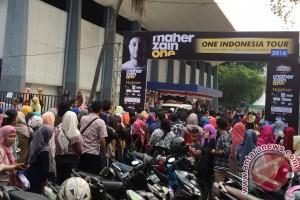 Maher Zain siap sapa penggemar Jakarta