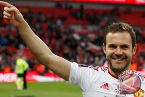 Juan Mata beberkan biang kerok MU gagal juara liga Inggris