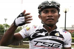 Shahrul Mat Amin juarai etape terakhir Tour de Singkarak 2016