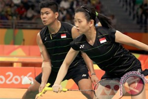 OLIMPIADE 2016 - Jordan/Debby runner-up Group A