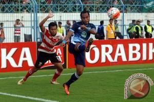 Madura United waspadai permainan menyerang Barito Putra