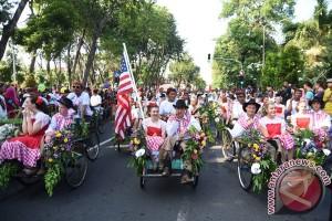 Parade Seni Lintas Budaya Internasional
