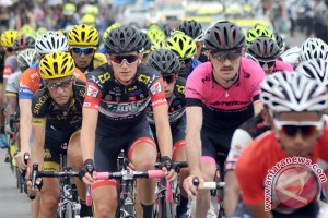 Tinggal 78 pebalap tersisa untuk etape terakhir Tour de Singkarak