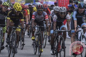 Tour d'Indonesia 2017 akan lewat jalur selatan