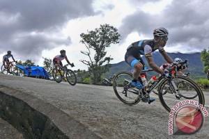 Pemprov-18 kabupaten sukseskan Tour de Singkarak