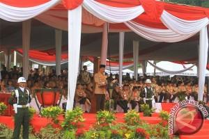 Presiden Jokowi sampaikan ucapan selamat Hari Pramuka