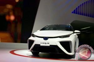 Toyota bakal makin ekspansif kembangkan mobil hidrogen dan listrik