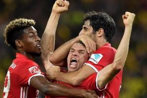 Klasemen Liga Jerman, Bayer Muenchen terus melaju