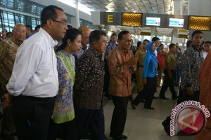 Wapres Kunjungi Terminal 3 Baru