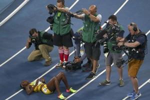 OLIMPIADE 2016 - Emas 100m putri milik pelari Elaine Thompson