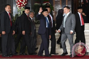 Megawati Hadiri Sidang Tahunan MPR