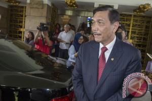 Luhut jabat Plt Menteri ESDM paling lambat sampai bulan depan