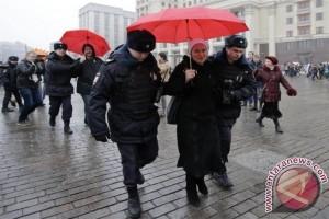 Moskow dilanda hujan terderas dalam 129 tahun