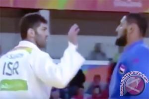 OLIMPIADE 2016 - Judoka Mesir dipulangkan karena tolak jabat tangan atlet Israel