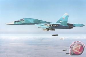 Rusia bombardir pegaris keras Suriah dari pangkalan Iran