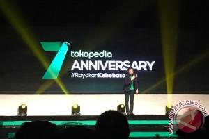 Ulang tahun ke-7, Tokopedia bukukan transaksi triliunan