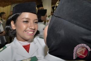 Paskibraka Nasional 2016 berkunjung ke KBRI Malaysia