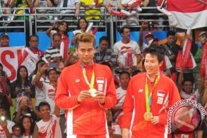 Novanto: kemenangan Tontowi/Liliyana kebangkitan atlet Indonesia