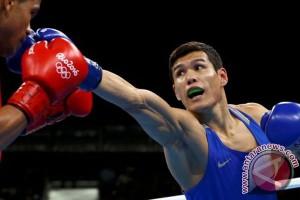 OLIMPIADE 2016 - Kazakhstan perpanjang dominasi tinju kelas welter