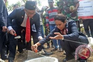 Menteri BUMN hadiri HUT Kemerdekaan di Haruku