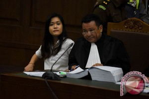 Sidang Lanjutan Jessica Kumala Wongso