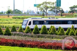 Jalur layang kereta api Sumut ditargetkan rampung akhir 2017