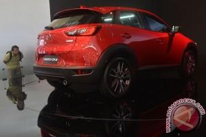 Kendaraan SUV Mazda CX3
