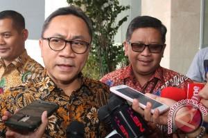 Zulkifli Hasan Datangi DPP PDIP