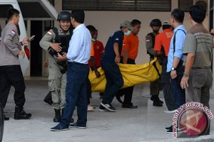 Identifikasi Jenazah DPO Teroris Poso