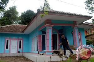 Bencana Pergerakan Tanah Di Sukabumi