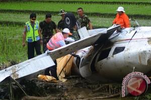 Identifikasi Penyebab Jatuhnya Pesawat
