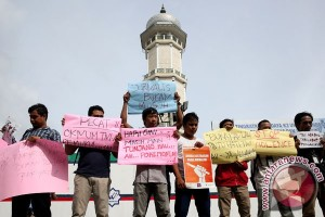 Jurnalis Kecam Kekerasan Oknum TNI AU