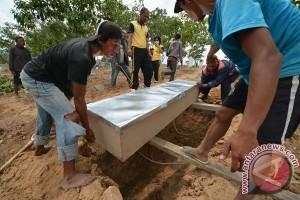 Pemakaman Jenazah DPO Teroris Poso