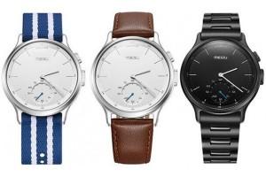 Meizu perkenalkan smartwatch pertama, Meizu Mix