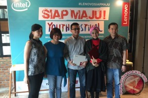 Lenovo gelar Siap Maju Youth Festival