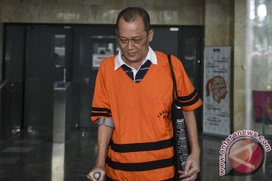 Kasus Suap Hakim Tipikori Bengkulu