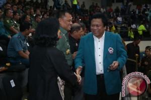 Oesman Sapta dukung pemerataan kualitas pelatih karate