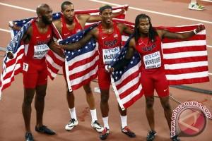 OLIMPIADE 2016 - AS rebut lagi dominasi 4x400 meter putra