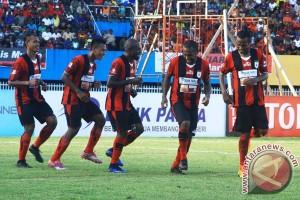Persipura Jayapura tundukkan Bali United 1-0