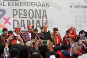 Perbedaan itu menyatukan, kata Presiden Jokowi