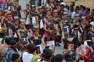 """Pesona Parahyangan 2017"" libatkan 2.500 peserta dari budaya 13 provinsi"