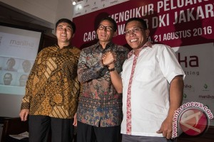 Peluang Cagub-Cawagub DKI Jakarta